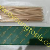 Scaling Needles,Non Sparking, 3*180MM ATEX OUYANG TOOLS Copper Beryllium