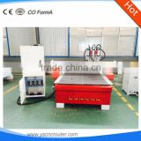 wood carving machine cnc veneer cutting multi-spindles woodworking YISHUN cnc router machine