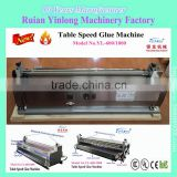 Table Model Velocity Modulation Rubber Hydraulic Engine,White Glue and Jelly glue Table Speed Glue Machine YL-1000