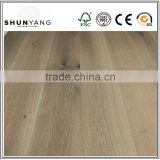 Multi-layer Commercial Floating Engineered Wood Floor/oak engineered wood flooring for heating