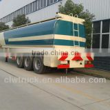 2014 widely used 50M3 tri axle oil tanker truck trailer for sale
