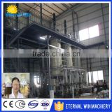 Tyre/PE pyrolysis equipment machinery for waste plastic to oil Used Tire Recycling Machine for sale