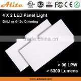 UL 2x2ft 600 600mm dimmable oled light panel with Microwave Motion Sensor