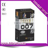 Natural rubber latex condom male latex condom OEM bulk condom 144pcs best quality cheapest price