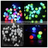 50 RGB Color Changing String Lights for Garden,Homes, Lawn, Party, Christmas and other occasions