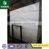 cheap chinese white carrara marble big slab