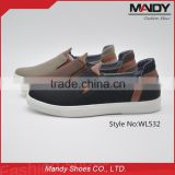 Attractive price new type 2016 casual canvas shoes men wholesale                                                                         Quality Choice