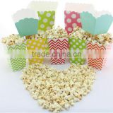 Baby Shower Decoration, pink girl blue boy Favors. Popcorn boxes birthday party Boy and Girl                                                                         Quality Choice