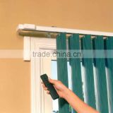 vertical blinds bamboo curtain machine fabric Sun shading for living room