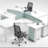 office furniture room divider partition combination computer table office workstations modular(SZ-WST630)