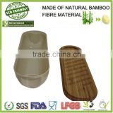 food safe approved bamboo fiber storage box,bamboo fiber bread bin                                                                         Quality Choice