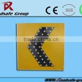 High Flashing Light Led Arrow Board