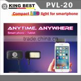 KINGBEST PVL-20 SP-410 21Pcs 3mm super bright led/LED light / phone led flash / Portable / Smartphone / Tablet