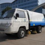 2015 china top level design foton truck road sweeper street sweeper