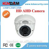 Kendom 2Megapixel Security Best Selling AHD CCTV Camera Mini Casing Vari - focal Lens AHD Camera Tester