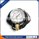 12V lovato pressure gauge for single point cng/lpg system