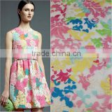 East Fashion Organza water soluble lace embroidery fabric                                                                         Quality Choice