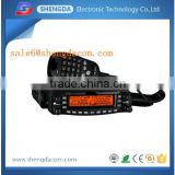 military quality quad / tri band mobile radio, car digital radio transceiver