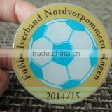 football shape circle sport resin dome stickers (M-EP287)                                                                         Quality Choice
