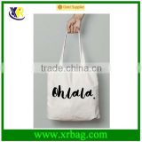 Manufacturer provide cotton tote bag shopping                                                                         Quality Choice