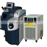 30W High Precision for jewelry stainless steel electronic products Laser Welding Machine