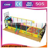 TUV Certificate Indoor Commercial Big Indoor Trampoline                                                                         Quality Choice
