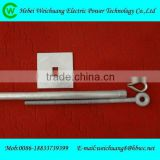 High Quality Pole Line Hardware Galvanized Adjustable Stay Rod/Stay Bow for Power Accessories