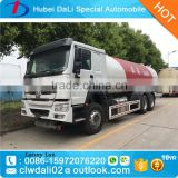 Good quality 10ton~12ton LPG Bobtail Truck 6*4 howo 24,000liters lpg gas bobtail                                                                                                         Supplier's Choice