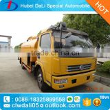 4 CBM Dongfeng 4*2 Fecal suction truck for sale