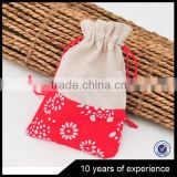Professional Factory Supply China best-selling cheap jewelry velvet drawstring bag with competitive offer