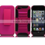 New Antishock Belt Clip Holster Case For iPhone 5