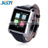 New Model wholesale DM08 Smart Wrist Watch For Samsung Galaxy S3 S4 S5 Note2 Note3 HTC Android Phone for Iphone 5s,6,6s