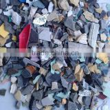 Industrial scrap with UPVC raw material