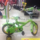 cheap green color mini royal baby bike with handle