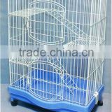 Factory Cheap Cat House Product Big Foldable Wire Pet Cat Cage For Sale                                                                         Quality Choice
