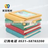 cheap price baby PU photo album cover design with case China most professional manufacture