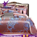 2016 New Silk Feeling Floral Pattern Fabric Painting Designs Bed Sheet                                                                         Quality Choice