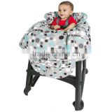 Shopping Cart and High Chair Cover For Babies