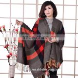 new design factory direct Hot selling Embroidered fur velvet shawl