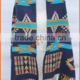 fashion100% cotton pashmina shawl scarf Aztec pashmina shawl manufacturers achecol,bufanda infinito,bufanda by Real Fashion