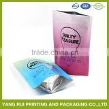 Design classical plastic zipper tea bag packaging,plastic herbal tea bag,custom coffee tea bags