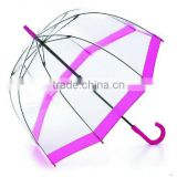 new item Auto Open PVC Straight Promotion Umbrella With Printing ailbaba honsen                                                                         Quality Choice