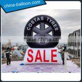 Super sale inflatable tire advertising / inflatable Model