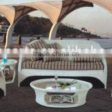 NEW DESIGN Dining Seating Garden Patio Resin Wicker Rattan Outdoor Furniture