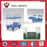 China supplier heavy duty Foldable Roll Container Trolley With Steel