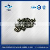 Factory supply tungsten carbide dowel pins