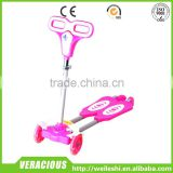 Children four wheel breaststroke scooter car toys/four wheel scooter/foot scooter/kick scooter/child scooter