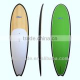 High Quality Bamboo Veneer SUP Stand Up Paddle Board