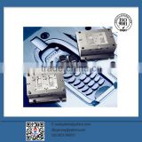 2015 factory direct-sale air cooler mould design/household appliance mold/air compressor body part injection mould