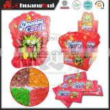 5g Fruit Flavour Pop rocks Popping Candy